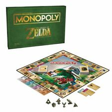 MONOPOLY THE LEGEND OF ZELDA COLLECTOR'S EDITION NEW