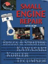 Small Engine Repair Up to 20 Hp by Chilton, (Paperback), Chilton Book Company ,