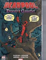 Deadpool: Dracula's Guantlet by Brian Posehn & Scott Koblish HC Marvel 2014