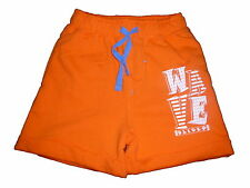NEU Ergee tolle Sweat Shorts Gr. 68 orange !!