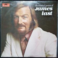 THE MUSICAL GENIUS OF JAMES LAST - VINYL LP AUSTRALIA (VERY GOOD)