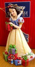 "DISNEY Showcase Collection Traditions A9046 ""Snow White Ornament"" ENESCO"
