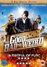 THE GOOD  THE BAD  THE WEIRD - DVD - REGION 2 UK