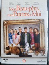 C62 DVD MON BEAU-PERE, MES PARENTS ET MOI Robert DE NIRO Ben STILLER D. HOFFMAN