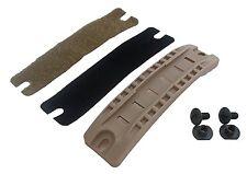 DLP Tactical Center Top ARC rail kit ACH / MICH / OPS Core Helmet TAN