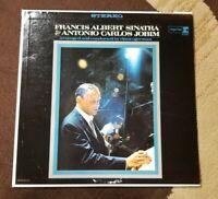 1967 Francis Albert Sinatra & Antonio Carlos Jobim  LP - Reprise (FS-1021) NM