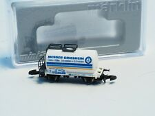 Marklin Z-scale Messer Griesheim Tank car Special Edition, very limited release