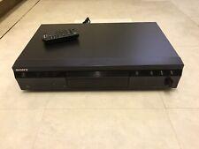 Sony SCD-XE800 Super Audio Cd Player