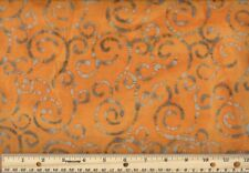 Quilters Batik Cotton Quilting Sewing Fabric QB117 - BTY