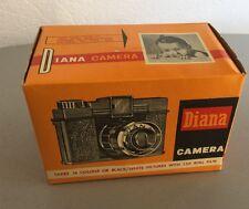 VINTAGE 60s# DIANA N151 CAMERA MACCHINA FOTOGRAFICA ROLL FILM#NIB LOMOGRAPHY