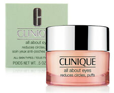 Clinique All About Eyes Reduces Circles & Puffs Full Size 15ml
