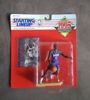 1995 Kenner Starting Lineup Glenn Robinson Rookie Action Figure & Trading Card