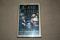 Case Closed: Lee Harvey Oswald Assassination of JFK by Gerald Posner 1st Edition