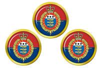 Master Général de Ordnance, Armée Britannique Marqueurs de Balles de Golf