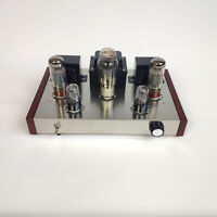 DIY KIT 6n9p + EL34-B class A vacuum tube finished amplifier tube AMP 13W+13W