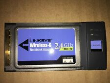 DRIVER FOR LINKSYS WPC45G