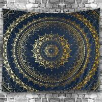 Mandala Tapestry Boho Indian Tapestries Hippie Wall Hanging Bedspread Home Decor