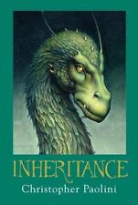 Inheritance (Inheritance Cycle, Book 4), Christopher Paolini, Good Book