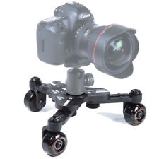 Cinetics CineSkates Pro Camera Dolly Heavy Duty DSLR Video Table Top Slider Car