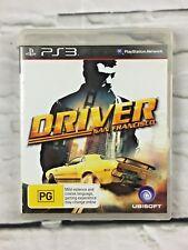 Driver: San Francisco - PS3 Game, 2011 - Region 4