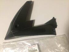 Revestimiento Derecha Negra Kawasaki ZX-10R ZX1000 Pieza Original 55028-0175-11J