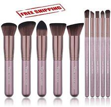 Makeup Brush Set Kabuki Soft Foundation Bronzer Concealer Eyeshadow Cosmetic Eye