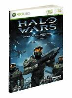 Halo Wars : Prima Official Game Guide Prima Games Staff - XBOX360
