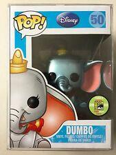 Funko Pop Vinyl Exclusive Disney DUMBO 2013 SDCC Metallic Exclusive Comic Con