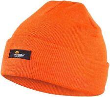Vizwell VW21503 COLORATE Hi Visibilità Cappello Beanie/Hi Vis Viz, Arancione