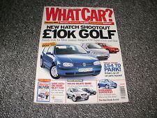 WHAT CAR ?   MAGAZINE  FEBRUARY   2003      ENGLISH MONTHLY