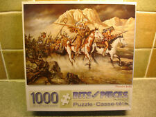 Thunder Rolls A 1000 Piece Jigsaw Puzzle by Bits & Pieces Brand New Sealed Box