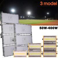 400W 300W 200W 150W 100W 50W LED Flood Light COB/SMD Outdoor Fixtures Lamp US
