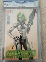 Guardians of the Galaxy #4 1:50 Campbell Gamora Variant CGC 9.6