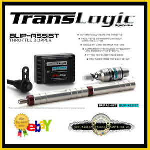 Translogic Blip Assist Auto Blipper - Yamaha YZF-R6 / R6 2006 to 2016