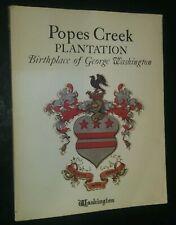 Popes Creek Plantation Birthplace of George Washington by Charles Hatch Jr.