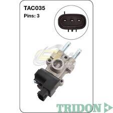 TRIDON IAC VALVES FOR Toyota Celica ZZT231 03/06-1.8L (2ZZ-GE) DOHC 16V(Petrol)