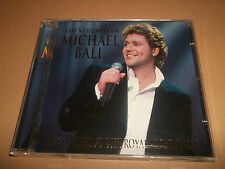 MICHAEL BALL -VERY BEST OF (IN CONCERT AT THE ROYAL ALBERT HALL) - CD ALBUM