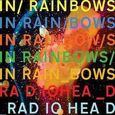 "RADIOHEAD : IN RAINBOWS VINYL 12"" Album (2007) NEW & SEALED"