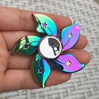 Hand Fidget Spinner Finger Fleur Gyro EDC Doigt Focus Toy Flower Multicoloré OB