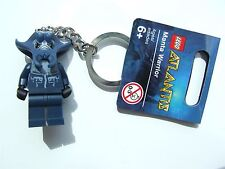 Lego Atlantis, Manta Warrior Keyring - 852775