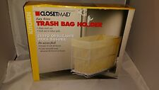 NEW IN BOX CLOSET MAID TRASH BAG HOLDER