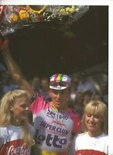 Cyclisme, ciclismo, wielrennen, radsport, cycling, POSTER JOHAN MUSEEUW