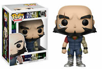 JET Cowboy Bebop Funko Pop Vinyl New in Box + Protector