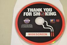 Thank You For Smoking (DVD, 2009, Widescreen)Disc Only Free Shipping