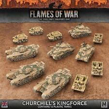 Churchill's Kingforce BRAB11 Flames of War
