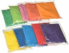 Rangoli Festival Colors 10 different Colors High Quality Colors Pack of 10