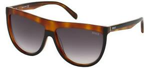 Emilio Pucci EP0087 Havana Black/Smoke Shaded 60/12/140 women Sunglasses