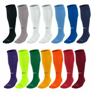 Men Women Youth Nike Classic Cushioned Knee High Soccer Sock Pick a Size & Color