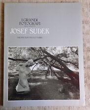Josef Sudek - I grandi fotografi serie argento - editoriale Fabbri