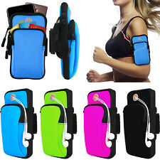 Sports Armband Arm Band Bag Case Holder For Samsung Galaxy S20 Ultra Plus iPhone